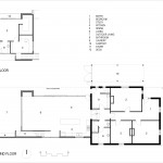 Dulwich House_Plan